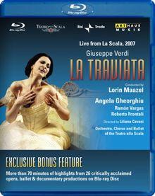 Giuseppe Verdi: La Traviata [Blu-ray] [Special Edition]