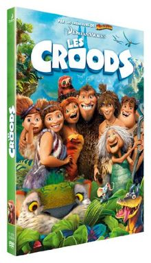 Les croods [FR Import]