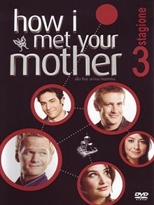 How I met your mother - Alla fine arriva mamma Stagione 03 [3 DVDs] [IT Import]