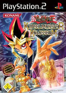 Yu-Gi-Oh! - Kapselmonster Kolosseum