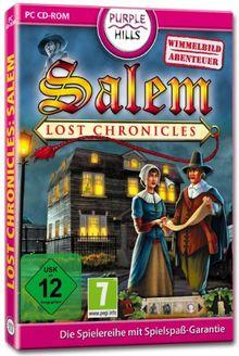 Lost Chronicles Salem