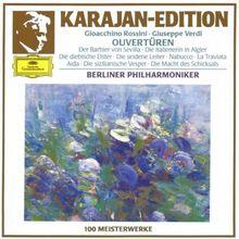 Karajan-Edition: 100 Meisterwerke (Rossini / Verdi)