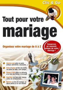 Tout pour votre mariage