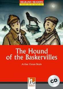 The Hound of the Baskervilles, w. Audio-CD (Helbling Readers)