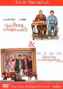 Meine Braut, ihr Vater und ich /Meine Frau, ihre Schwiegereltern und ich [2 DVDs]