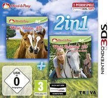 2in1: Mein Fohlen 3D + Mein Reiterhof 3D - Rivalen im Sattel