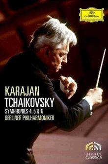 Tschaikowsky, Peter - Symphonie Nr. 4, 5, 6