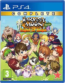 Harvest Moon: Light of Hope - Complete Special Edition PS4 [