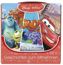 Disney Pixar: Geschichten zum Mitnehmen