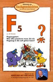 Bibliothek der Sachgeschichten - (F5) Flugzeugstart