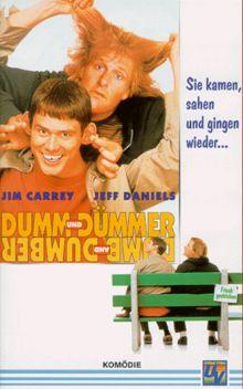 Dumm und Dümmer [VHS]