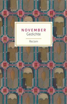 November: Gedichte