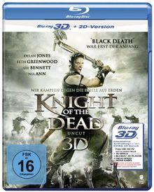 Knight of the Dead (Uncut) [3D Blu-ray + 2D Version]