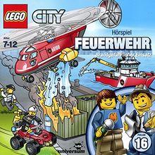 Lego City 16: Feuerwehr (CD)