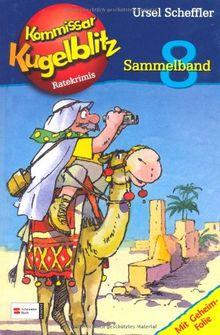Kommissar Kugelblitz Sammelband 08