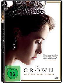 The Crown - Die komplette erste Season [4 DVDs]