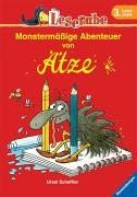 Leserabe. Monstermäßige Abenteuer von Ätze. 3. Lesestufe, ab 3. Klasse