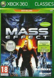 MASS EFFECT CLASSIC XBOX 360