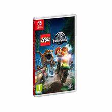LEGO JURASSIC WORLD Game Switch