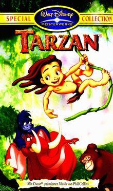 Tarzan [VHS]