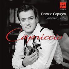 Capriccio - Virtuose Stücke für Violine und Klavier