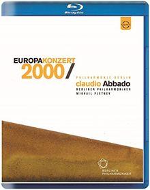 Europakonzert 2000 (aus Berlin) [Blu-ray]