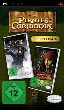 Pirates of the Caribbean - Am Ende der Welt & Fluch der Karibik 2 (Doppelpack)