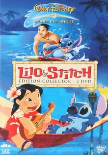 Lilo & Stitch - Édition Collector 2 DVD [FR Import]