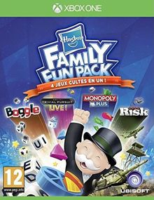 Family Fun Pack Hasbro Jeu Xbox One
