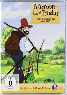 Pettersson und Findus - Die Original-DVD zur TV-Serie