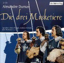 Die drei Musketiere. 2 CDs.