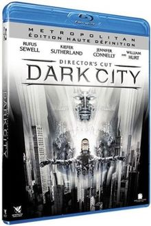 Dark city [Blu-ray] [FR Import]