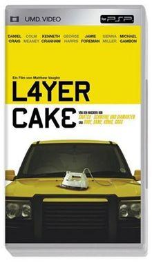 Layer Cake [UMD Universal Media Disc]
