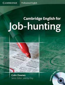 Cambridge English for Job-hunting + CD (Cambridge Professional English)