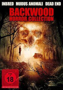 Backwood Horror Collection [3 DVDs]