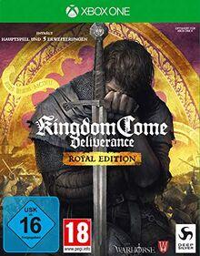 Kingdom Come Deliverance Royal Edition [Xbox One]