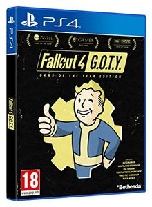 Fallout 4 - Game of the Year Edition - [At-Pegi] - [PlayStation 4]