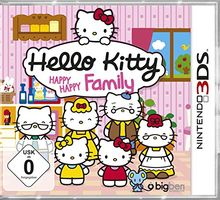 Hello Kitty - Happy Happy Family [Software Pyramide]