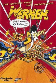 Werner - Das muß kesseln!!!