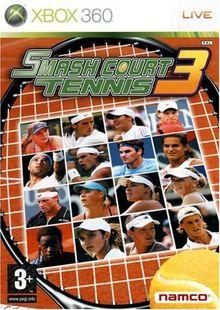 Smash Court Tennis 3 - Xbox 360 - FR