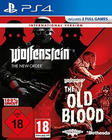 Wolfenstein: The New Order & The Old Blood (International Version) [PlayStation 4]
