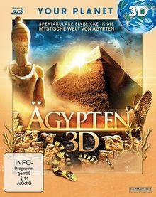Ägypten [3D Blu-ray]
