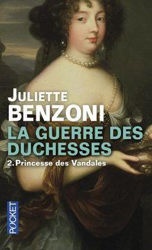 La guerre des duchesses, Tome 2 : Princesse des vandales