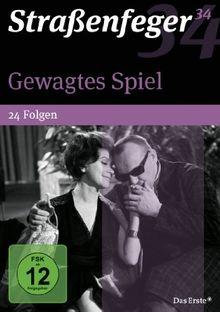 Straßenfeger 34 - Gewagtes Spiel [4 DVDs]