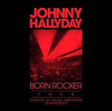 Johnny Hallyday - Born Rocker Tour - Concert Au