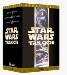 Star Wars - Trilogie [VHS]