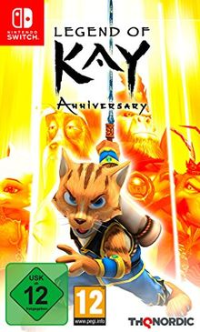 Legend of Kay Standard [Nintendo Switch]