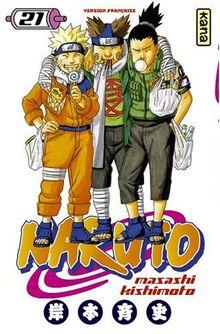 Naruto, Tome 21 :