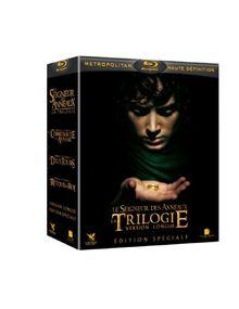 Coffret trilogie le seigneur des anneaux [Blu-ray]