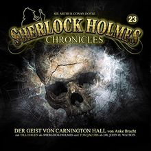 Sherlock Holmes Chronicles 23-Der Geist von Carnington Hall